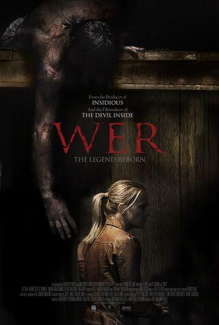 Wer (2014) Main Poster