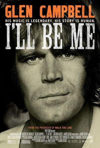 Glen Campbell: I'll Be Me (2019) Main Poster