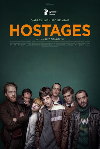 Hostages (2017) Main Poster