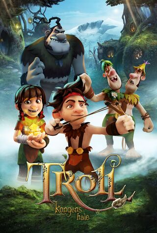 Troll: The Tale Of A Tail (2018) Main Poster
