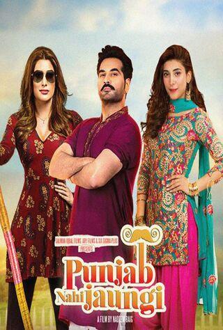 Punjab Nahi Jaungi (2017) Main Poster