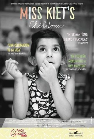 Miss Kiet's Children (2017) Main Poster