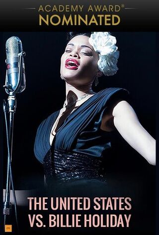 The United States Vs. Billie Holiday (2021) Main Poster