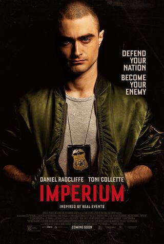 Imperium (2016) Main Poster