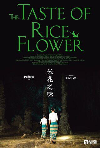 The Taste Of Rice Flower (2018) Main Poster