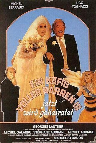 La Cage Aux Folles 3: The Wedding (1986) Main Poster