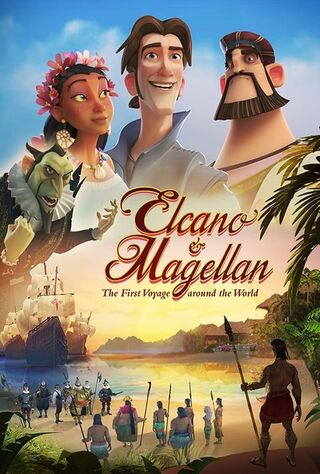 Elcano & Magallanes: First Trip Around The World (2019) Main Poster