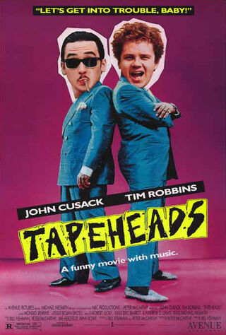 Tapeheads (1988) Main Poster