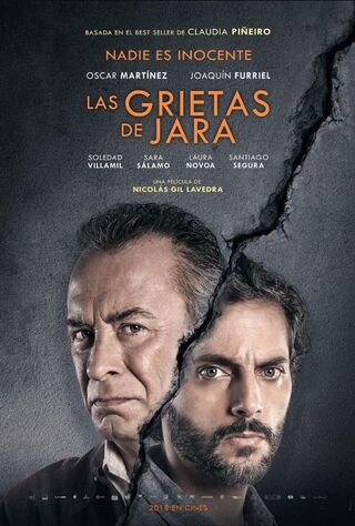 Dark Buildings (A Crack In The Wall) (2018) Main Poster