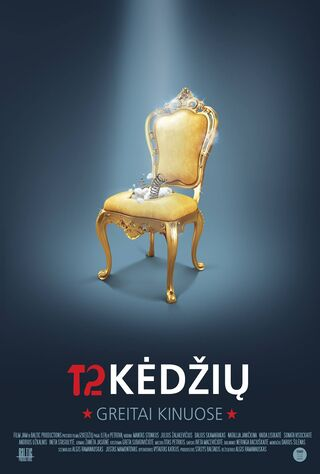 12 Chairs (2016) Main Poster