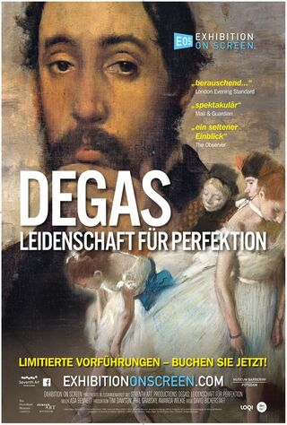 Exhibition On Screen: Degas - Passion For Perfection (2018) Main Poster