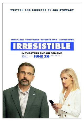 Irresistible (2020) Main Poster