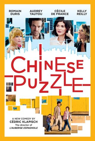 Chinese Puzzle (2014) Main Poster