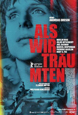 Als Wir Träumten (2015) Main Poster
