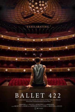 Ballet 422 (2014) Main Poster
