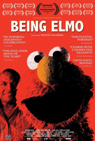 Being Elmo: A Puppeteer's Journey (2012) Main Poster