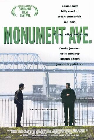 Monument Ave. (1998) Main Poster