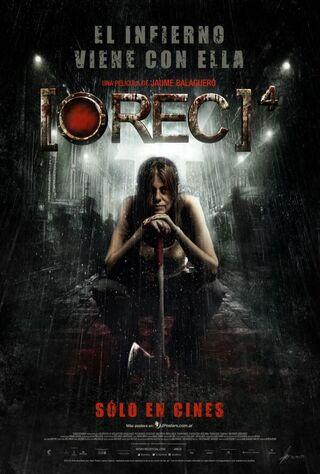 [REC] 4: Apocalypse (2014) Main Poster
