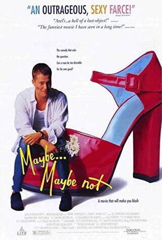 Maybe... Maybe Not (1996) Main Poster