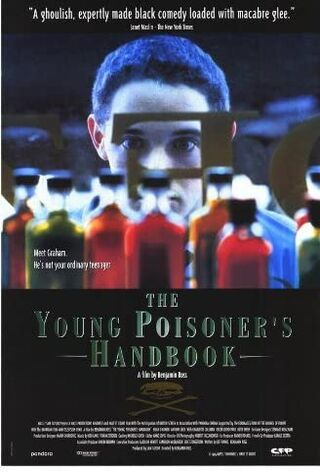 The Young Poisoner's Handbook (1996) Main Poster
