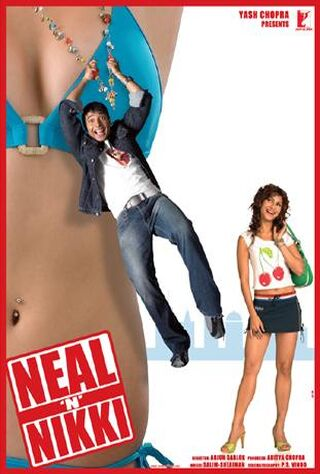 Neal 'n' Nikki (2005) Main Poster