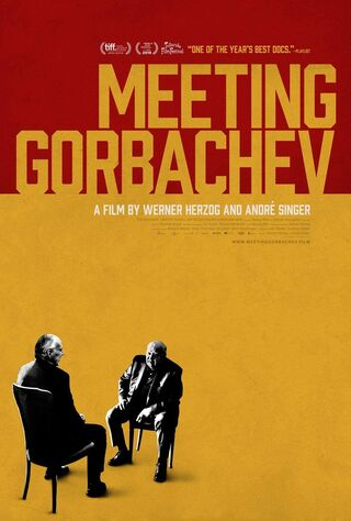 Meeting Gorbachev (2019) Main Poster