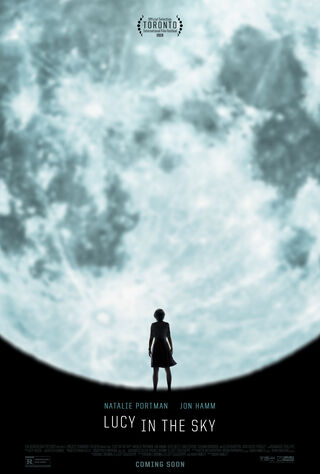 Lucy In The Sky (2019) Main Poster