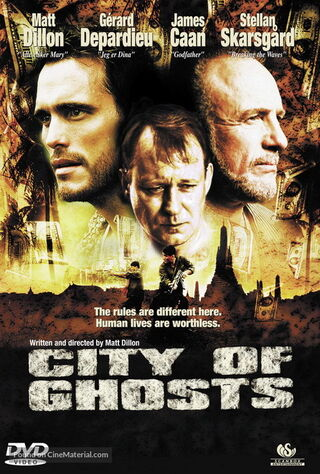 City Of Ghosts (2003) Main Poster