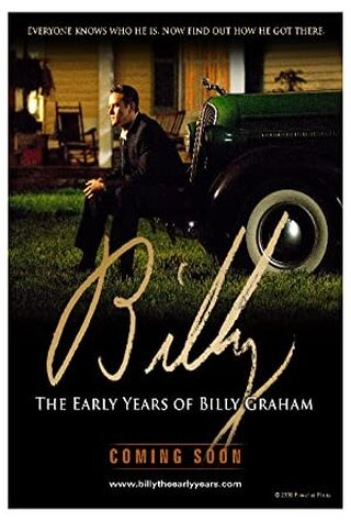 Billy: The Early Years (2008) Main Poster