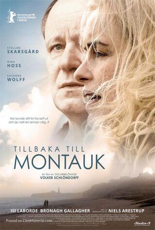 Return To Montauk (2017) Main Poster