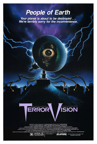 TerrorVision (1986) Main Poster