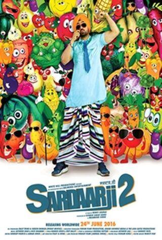 Sardaarji 2 (2016) Main Poster