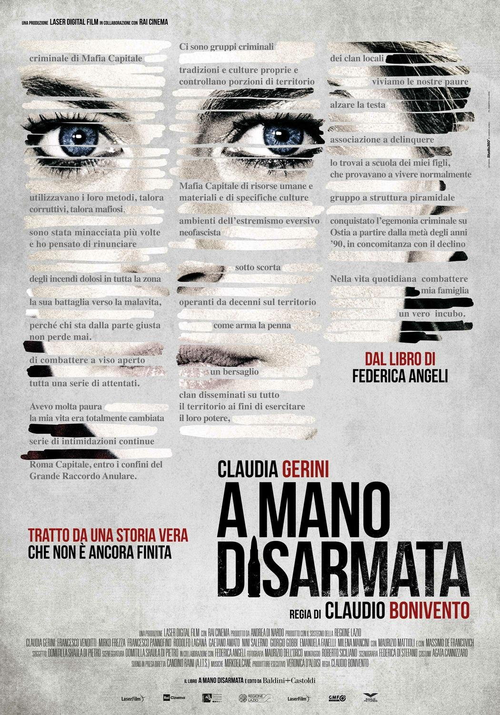 A Mano Disarmata Main Poster