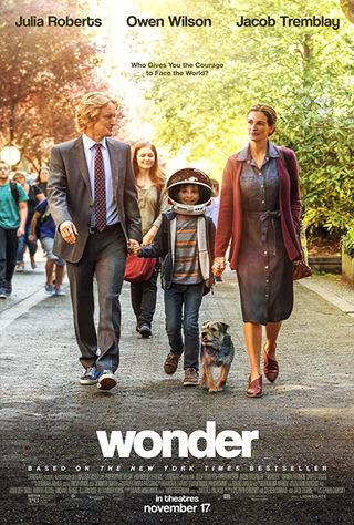 Wonder (2017) Main Poster
