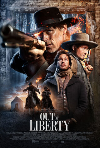 Out Of Liberty (2019) Main Poster