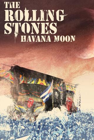 The Rolling Stones: Havana Moon (2016) Main Poster