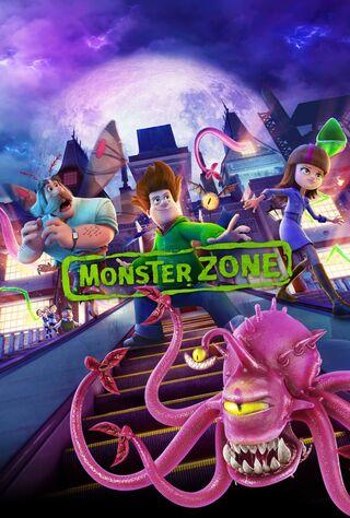 Monster Zone (2020) Main Poster