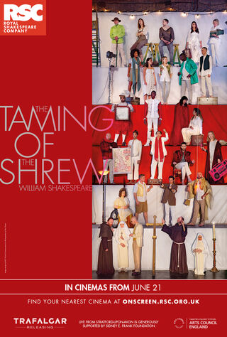 Royal Shakespeare Company: The Taming Of The Shrew (2019) Main Poster