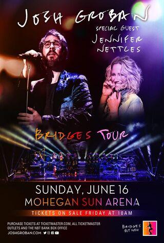 Josh Groban Bridges Live From Madison Square Garden (2020) Main Poster