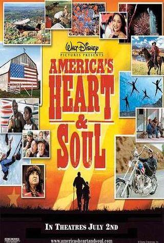 America's Heart & Soul (2004) Main Poster