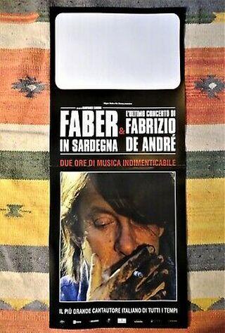 Faber In Sardegna & L'ultimo Concerto Di Fabrizio De André (2015) Main Poster