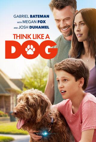 Think Like A Dog (2020) Main Poster
