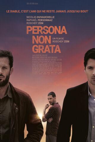 Persona Non Grata (2019) Main Poster