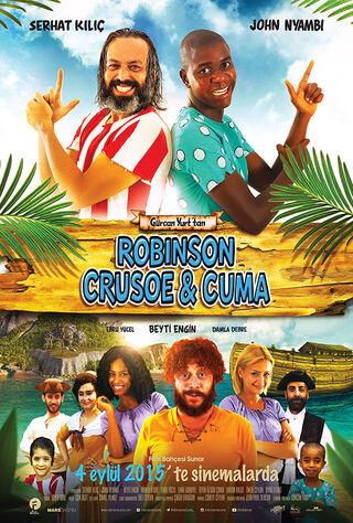 Robinson Crusoe Ve Cuma (2015) Main Poster