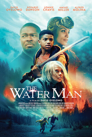 The Water Man (2021) Main Poster