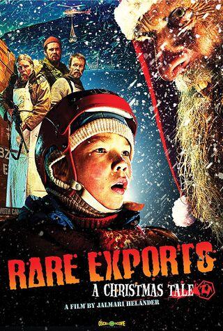 Rare Exports (2010) Main Poster