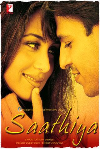 Saathiya (2002) Main Poster