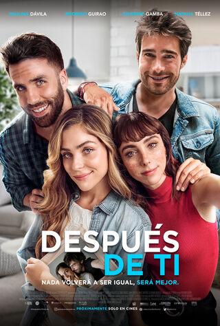 Después De Ti (2021) Main Poster
