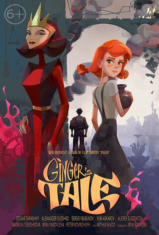Ginger's Tale (2020) Main Poster