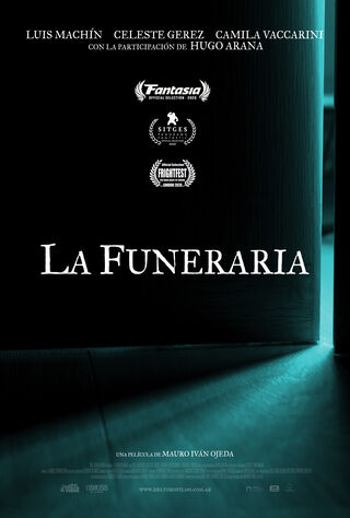The Funeral Home (2021) Main Poster